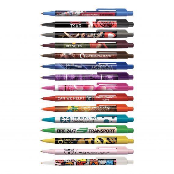 Długopis z pełnym nadrukiem