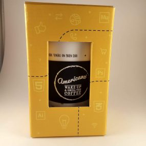 Pudełko do kubka Americano