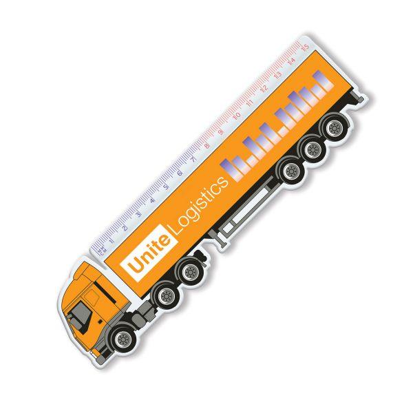 linijka ciężarówka